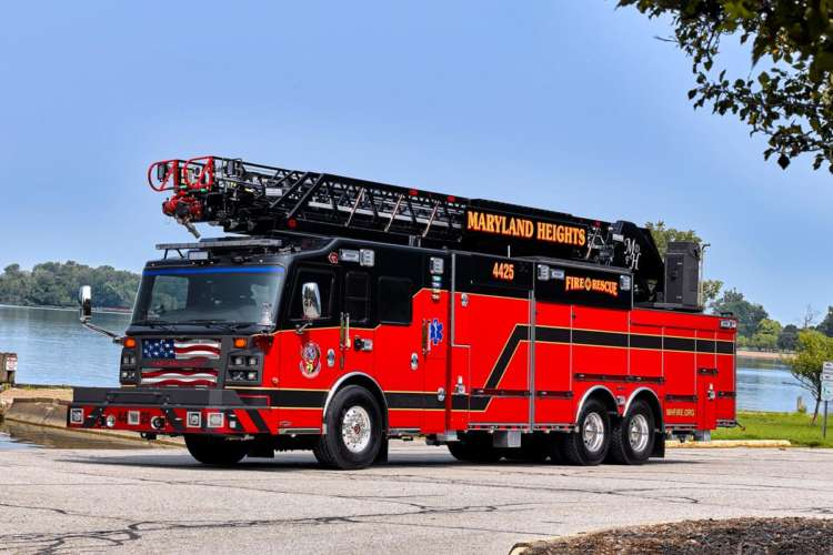 Maryland-Heights-FPD-109-Foot-Aerial