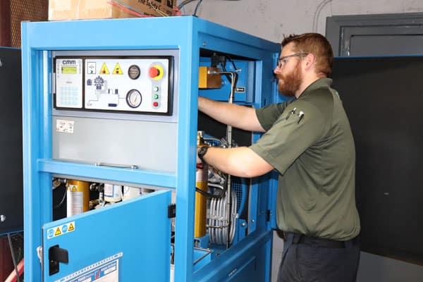 Compressor-Service